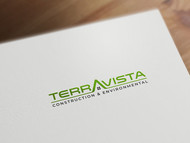 TerraVista Construction & Environmental Logo - Entry #318