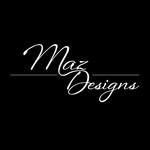 Maz Designs Logo - Entry #411