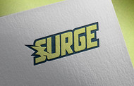 SURGE dance experience Logo - Entry #153