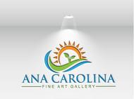 Ana Carolina Fine Art Gallery Logo - Entry #162