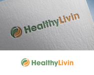 Healthy Livin Logo - Entry #593