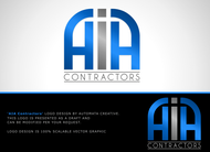 AIA CONTRACTORS Logo - Entry #107