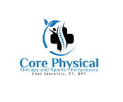 Core Physical Therapy and Sports Performance Logo - Entry #161
