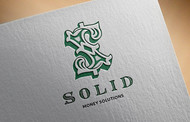 Solid Money Solutions Logo - Entry #195