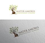 Mater Amoris Montessori School Logo - Entry #141
