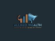 ALLRED WEALTH MANAGEMENT Logo - Entry #645