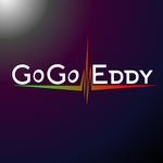 GoGo Eddy Logo - Entry #142