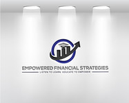Empowered Financial Strategies Logo - Entry #393