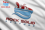 Rock Solid Seafood Logo - Entry #78