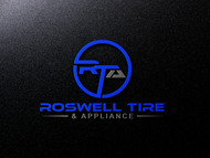 Roswell Tire & Appliance Logo - Entry #88