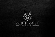 White Wolf Consulting (optional LLC) Logo - Entry #485