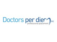 Doctors per Diem Inc Logo - Entry #105