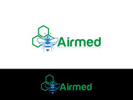 Airmed Logo - Entry #150