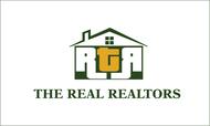 The Real Realtors Logo - Entry #104