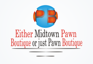 Either Midtown Pawn Boutique or just Pawn Boutique Logo - Entry #48