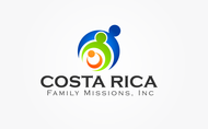 Costa Rica Family Missions, Inc. Logo - Entry #44