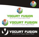 Self-Serve Frozen Yogurt Logo - Entry #54