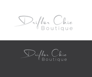 Drifter Chic Boutique Logo - Entry #374