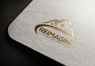 Reimagine Roofing Logo - Entry #286