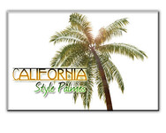 California Style Palms Logo - Entry #28