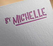 by MICHELLE Logo - Entry #44
