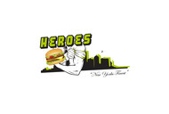 Heroes Logo - Entry #34