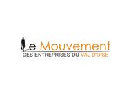 Le Mouvement des Entreprises du Val d'Oise Logo - Entry #16