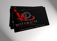Willrich Precision Logo - Entry #109