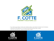 F. Cotte Property Solutions, LLC Logo - Entry #117