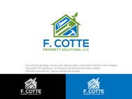 F. Cotte Property Solutions, LLC Logo - Entry #117