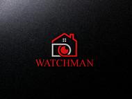 Watchman Surveillance Logo - Entry #125