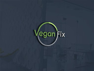 Vegan Fix Logo - Entry #2