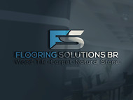 Flooring Solutions BR Logo - Entry #118