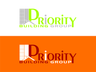Priority Building Group Logo - Entry #9