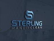 Sterling Handi-Clean Logo - Entry #179