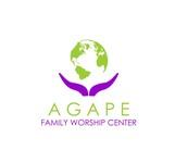 Agape Logo - Entry #104