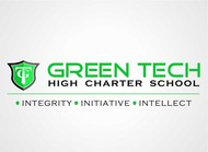 Green Tech High Charter School Logo - Entry #4