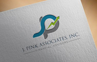 J. Pink Associates, Inc., Financial Advisors Logo - Entry #169