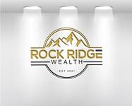 Rock Ridge Wealth Logo - Entry #282
