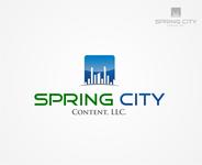 Spring City Content, LLC. Logo - Entry #10