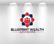 Blueprint Wealth Advisors Logo - Entry #413