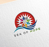 Sea of Hope Logo - Entry #224