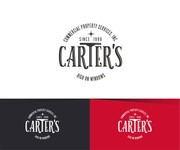 Carter's Commercial Property Services, Inc. Logo - Entry #255
