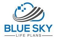 Blue Sky Life Plans Logo - Entry #408