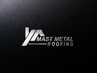 Mast Metal Roofing Logo - Entry #25