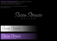 Susan Strauss Design Logo - Entry #9