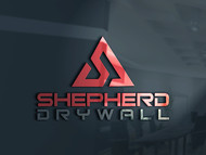Shepherd Drywall Logo - Entry #64