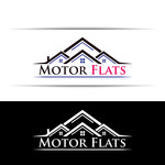The Flats at Maple & Motor Logo - Entry #60