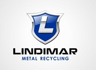 Lindimar Metal Recycling Logo - Entry #77