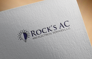 Rock's AC and Electrical Services, L.L.C. Logo - Entry #28